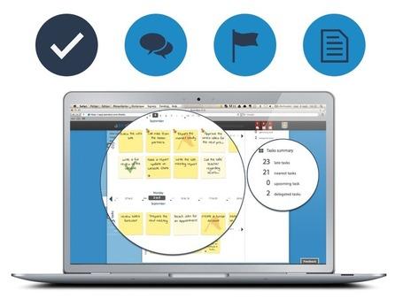 logiciel gratuit Azendoo Fr 2013 licence gratuite Gestion de projet - Collaboratif - Entreprise - Multi-langage | Logiciel Gratuit Licence Gratuite | Scoop.it