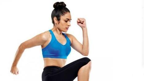 How to workout at home using the P90X | WomensFitness | Health and Fitness Magazine | Scoop.it