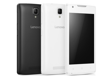 Lenovo Vibe A: 4-inch Display, 512MB RAM, Android 5.1 Lollipop | NoypiGeeks | Philippines' Technology News, Reviews, and How to's | Gadget Reviews | Scoop.it