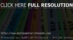 Party wristbands. Find out what party wristbands are used for. | Party wristbands. Find out what party wristbands are used for. | Scoop.it