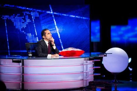 Egypt TV host faces investigation over insulting president | Égypte-actualités | Scoop.it