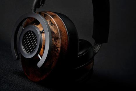 Le casque NightHawk d'AudioQuest produit avec l'impression 3D Sculpteo | Actu de la Réalité Augmentée et de l'impression 3D | Scoop.it