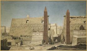 L'agora des arts - Expo à Paris - Le voyage de l'obélisque. De Louxor à Paris (1829-1836) | Exposition Le Voyage de l'obélisque 12 février - 6 juillet 2014 | Scoop.it