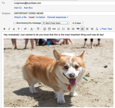 8 Gmail Hacks That Will Change The Way You Use Email | Interesting Stuff from around the web | Scoop.it