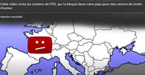 Blocages géographiques : l'UE passe à l'offensive contre 6 studios d'Hollywood | Les espaces publics numériques du Chesnay | Scoop.it