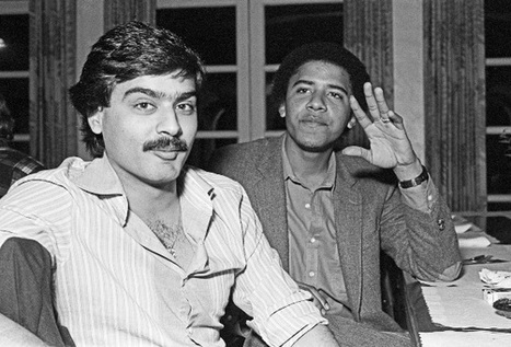 """New """"Obama"""" pic with gay lover Chandoo. 