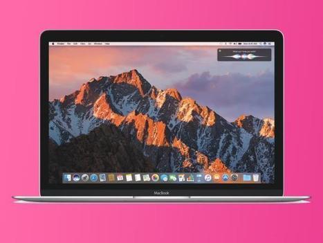 macOS Sierra: So filtern Sie Dateien mit Siri | Mac Life | Mac in der Schule | Scoop.it