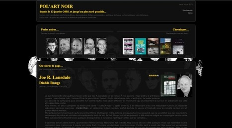 Mois du mystère : des sites Internet sur le polar ! | LE ROMAN POLICIER | Scoop.it