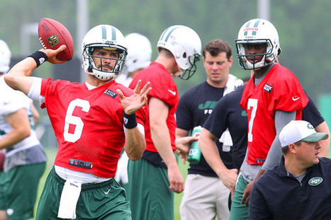 New York Jets Starting Quarterback Controversy Gets Worse | NFL News Desk | Scoop.it