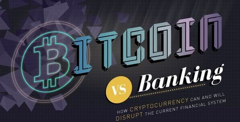 Bitcoin vs. Banking: An Infographic | Tracking Transmedia | Scoop.it