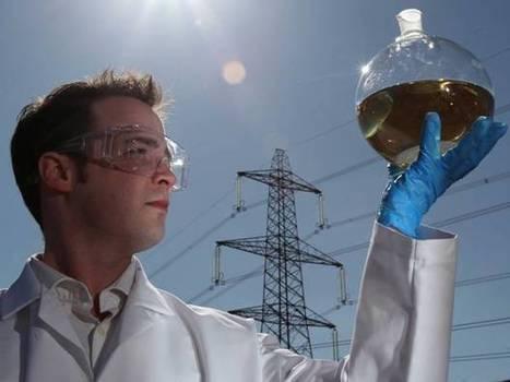 Du pétrole produit à partir d'air ambiant | La ruée vers le pétrole gaspésien ! | Scoop.it