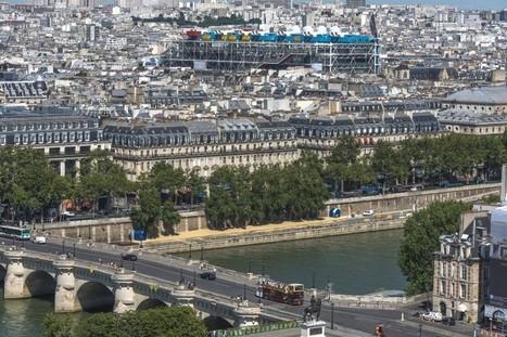 Des légumes et de la bière cultivés sur les toits de Paris | pressagrun | Scoop.it