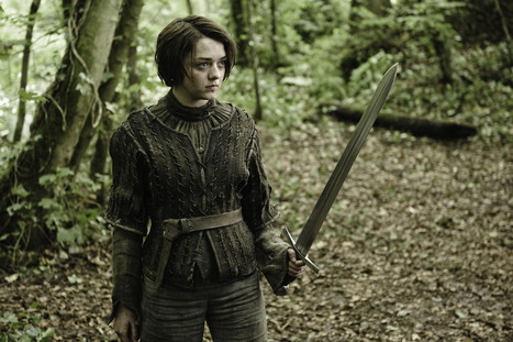 Game of Thrones: Why we love Arya Stark - and what's in store for her | Game of Thrones | Scoop.it