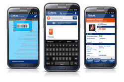 Cultura munit ses vendeurs d'applications mobiles pour conseiller les clients et gérer les tâches « métiers »   Relation client   Scoop.it
