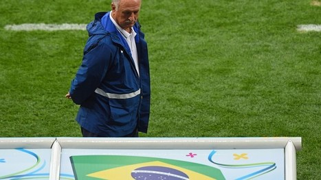 Scolari: It was a six minute disaster   2014 Fifa Wold Cup Brazil   Scoop.it