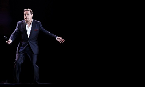 Où est le punchline? The art of standup in a second language - The Guardian | Early language acquisition | Scoop.it