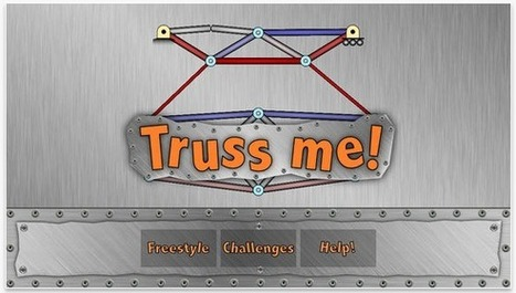 Physics Teachers and Students need to Truss Me! - ClassThink.com | Edtech PK-12 | Scoop.it