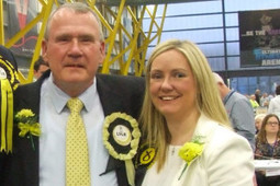 MSP and councillor in family home row | My Scotland | Scoop.it