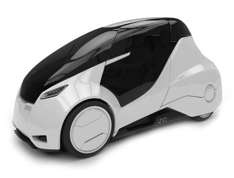 This Tiny, Crowdfunded Electric Car Will Be on the Road by 2020 | Raspberry Pi | Scoop.it