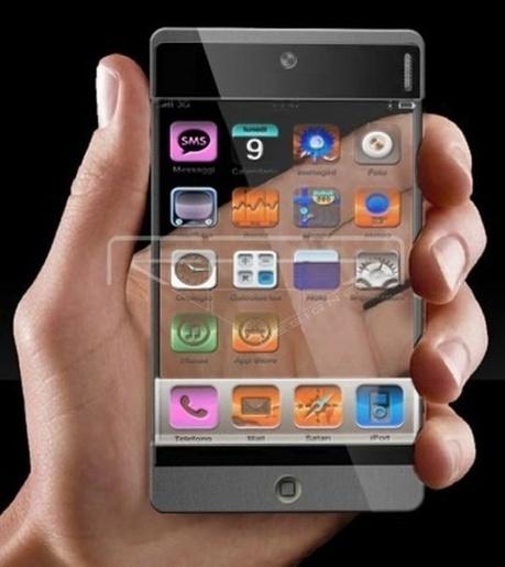 Transparent Smartphone for next generation! | Latest Technology & gadgets | Scoop.it