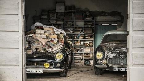 Sixty classic cars unearthed after 50 years in massive barn find | Modern Ruins | Scoop.it