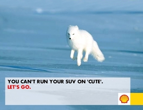 Shell's Let's Go! Arctic campaign | Objectif Planète | Scoop.it