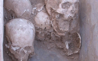 The Archaeology News Network: 9,000-year-old burials with sorted bones found in Jordan | Histoire et Archéologie | Scoop.it