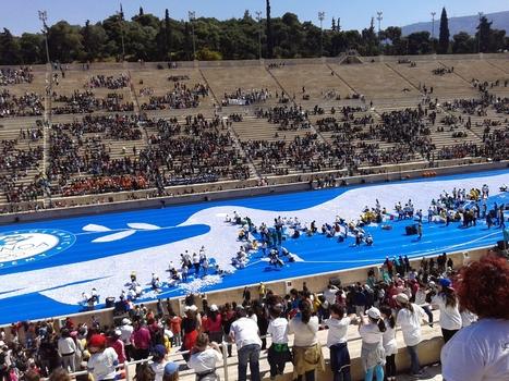 Ημέρα ολυμπιακής παιδείας! | Γεννάδειος Σχολή-Δ' Τάξη    2013-2014 | Scoop.it