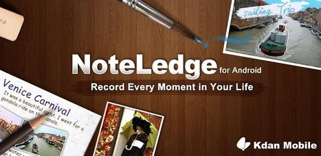 NoteLedge - Applications Android sur GooglePlay | Educacion, ecologia y TIC | Scoop.it