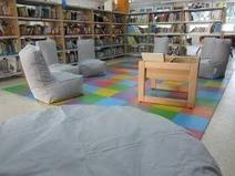 Espazos de lectura informal, outra forma de crear ambientes lectores no centro. | Lectura e biblioteca escolar | Scoop.it