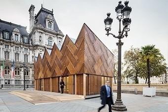 #56 - La Canopée des Halles   Paris Architectures   Documentaires   Arsenal TV   Pavillon de l'Arsenal   Quartier des Halles - et un peu plus autour de la Canopée...   Scoop.it