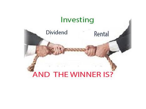 Should Investor choose Dividend or Rental Income   Infogram - Knowledge Series   Scoop.it