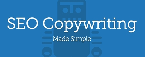 Copy blogger SEO writing | Writing | Scoop.it