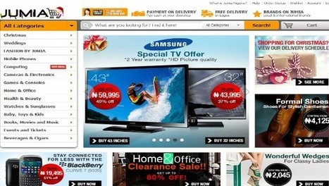 Nigerian E-Commerce Sites Wean Local Online Shoppers To Foreign Holidays - AFKInsider | Websites - ecommerce | Scoop.it