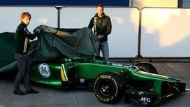 Day one of F1 testing as it happened - BBC Sport | Formula 0ne | Scoop.it