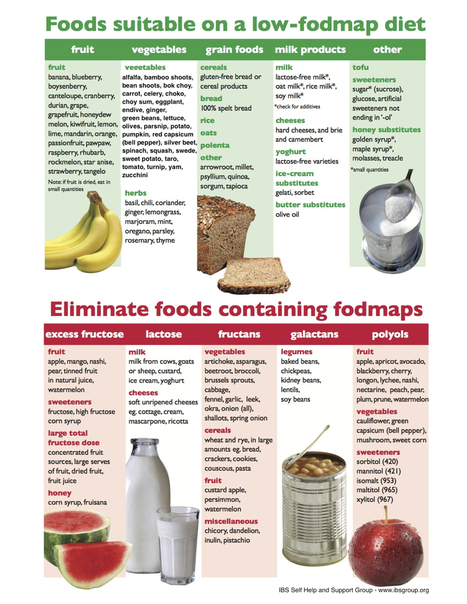 What Is A Low FODMAP Diet? | Health Communication and Social Media | Scoop.it