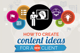 49 Ways To Create Content Ideas That Make Clients Happy | Digital-News on Scoop.it today | Scoop.it