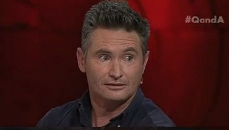 Dave Hughes revealed his battle with mental health | The Health Story | Scoop.it