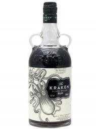 Rum Kraken Black Spiced - Uma das garrafas mais bonitas e originais no mercado.   30 prendas criativas que fazem toda a diferença!   Scoop.it