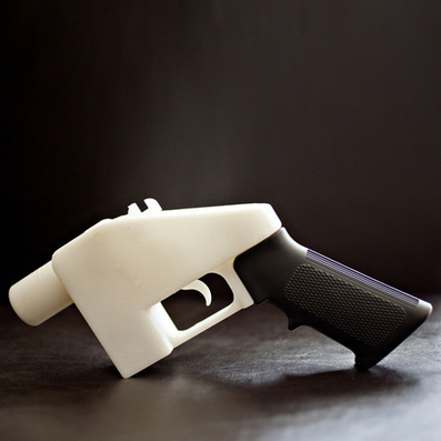 3D-printed guns cause US to review prohibition of plastic firearms | 3d printers and 3d scanners | Scoop.it