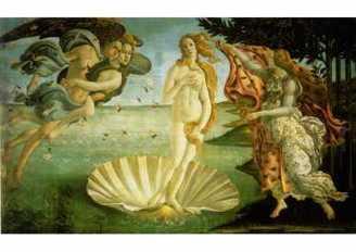 Audioguía AudioViator - El nacimiento de Venus (Florencia, galería de los Ufiizi, Italia)   Mitología clásica   Scoop.it