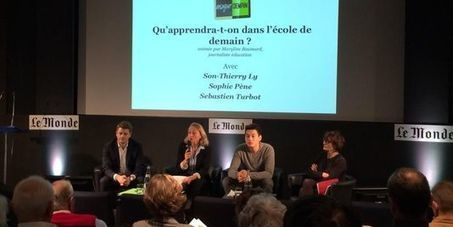Qu'apprendra-t-on à l'école de demain ? - Le Monde | CCles | Scoop.it