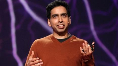 Educação para todos: Uma entrevista com Sal Khan | Co_labore | Mestrado | Scoop.it