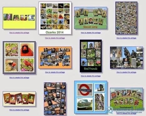 PhotoSpills : encore un logiciel gratuit pour créer ses propres collages photo | Ressources informatique et classe | Scoop.it