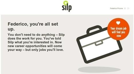 Encuentra Trabajo en Facebook con Silp | Social... | Publicidad | Scoop.it