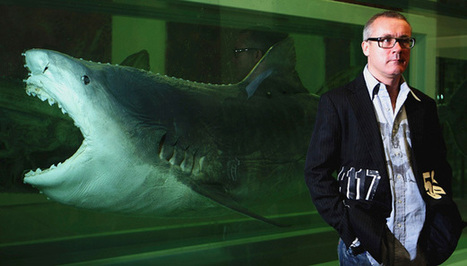 Damien Hirst's Career Decline | Visual Culture and Communication | Scoop.it