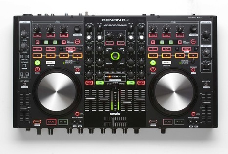 Evolved: Denon DJ MC6000MK2 — Serato ready | DJing | Scoop.it