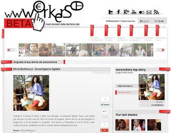 Silvia Bertolucci Ecoartigiana Digitale, 10 anni Da Wwworkers | Crea con le tue mani un lavoro online | Scoop.it
