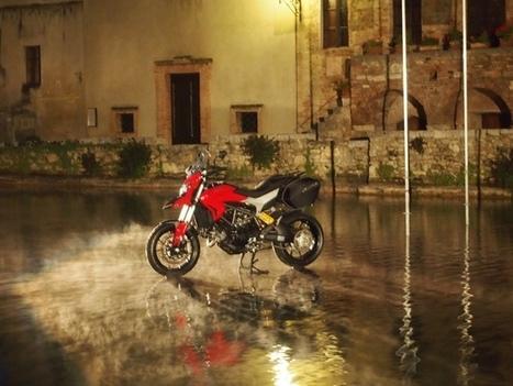 2013 Ducati Hyperstrada Tears Up Tuscany - CraveOnline   Ductalk Ducati News   Scoop.it