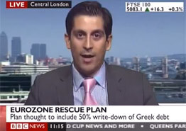 Amazing video! 'We don't care about the economy and euro is toast': says trader who believes Goldman Sachs rules the world and goes to bed every night and dreams of recession! | Countdown to Financial Armageddon | Scoop.it